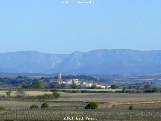 Haute Languedoc Mountains